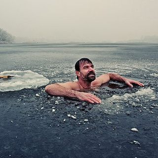 The Iceman Returns: Wim Hof On Climbing Frigid Mountains In Underwear, Eating Only Once A Day, Activating Hormones With Breathing & More.
