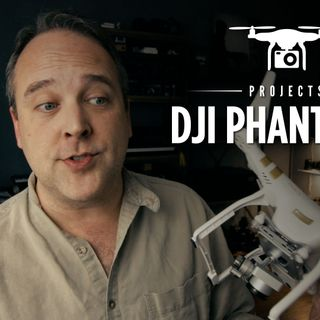 The Future of Drones :: DJI Phantom 4