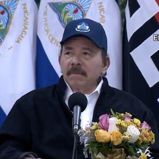 Ortega reaparece con mensaje vacío