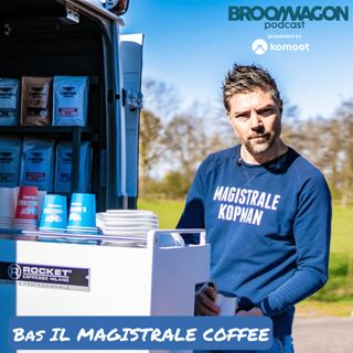 Bas from Il Magistrale Cycling Coffee #wefuelthepeloton