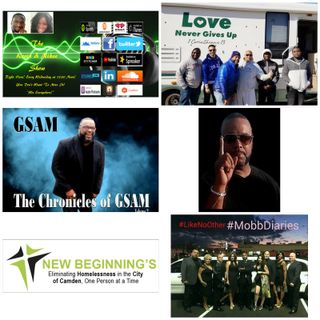 The Kevin & Nikee Show - Gary G Sam Samuels - Singer, Songwriter, Actor and Philanthropist