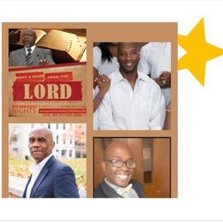 What A Word From The Lord Radio Show - (Episode 182)