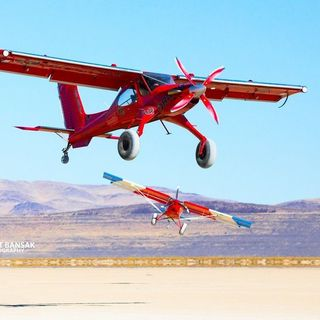 Show 48 - Kevin Quinn STOL Drags Reno Air Races