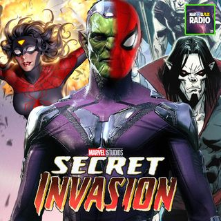 Marvelflix T2-P08 - Secret Invasion llega al MCU. El Spider-verse sigue tomando forma