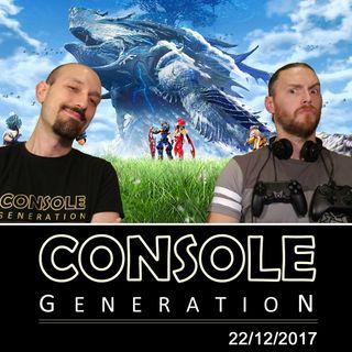 Xenoblade Chronicles 2, Sparc VR e altro! - CG Live 22/12/2017