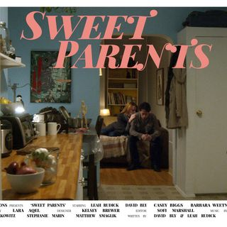 David Bly, Leah Rudick and Casey Biggs talk #acting, #SweetParentsmovie on #ConversationsLIVE ~ @octobercoast @sweet_parents #indiefilm