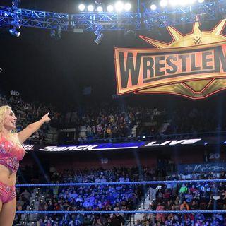 #9 Charlotte campionessa di Smackdown, perchè?