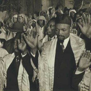The Early Jews Was Black People! Listen!