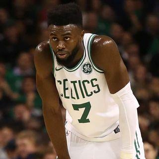 Why Celtics Aren't Rushing Jaylen Brown Back From Hamstring Strain