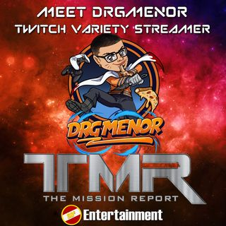 Special Episode 02 | Meet DRGMenor The Up-and-Coming Twitch Variety Streamer