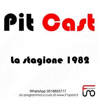 F1 - Pit Cast  - La Storia: il terribile 1982