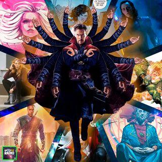 Marvelflix T2-P05 - Doctor Strange: el multiverso de los personajes