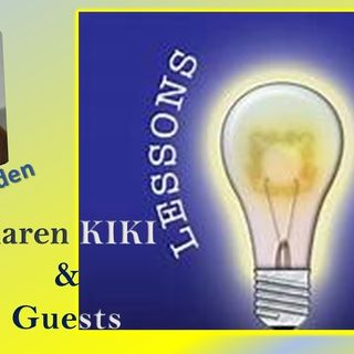 Karen KIKI_Lessons Learned with guest Natalie Oden 4_12_21