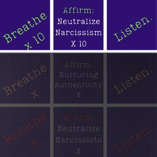 Neutralizing Narcissism: 1 Hz Deep Delta & 10 Hz Alpha Meditation DemiPhase Brain-Wave Stimulator
