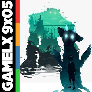 GX 9x05 - Historias que sólo se podrían contar con un videojuego + SORTEO Streets Of Rage 4