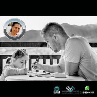 NUESTRO OXÍGENO El rol del padre en la familia y en la sociedad - Psic. Diana Marcela Niño Ibañez
