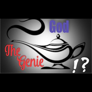 "God ""the genie"""