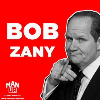 Bob Zany : The new Don Rickles shares some hilarious insults and George Wallace does the news!