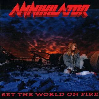 TRS Annihilator Set The World On Fire Album Special 14th February 2019