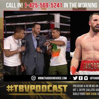 ☎️ SHOCKER: Mikey Garcia Suffers Upset Defeat to Sandor Martin😱Haney vs Lopez Steals Show🔥