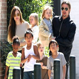 Angelina Jolie Files for Divorce from Brad Pitt.  Consider The Demise of the American Family.
