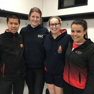 SSS: RMIT Womens Football Team 180719