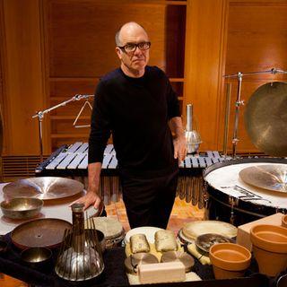 Steven Schick and the cross border concert. Legendary Percussionist does legendary Stuff!