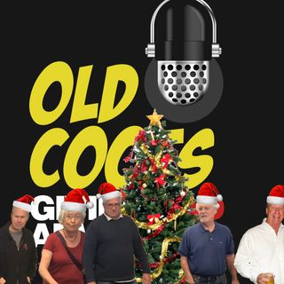 The Old Coots Christmas Special!