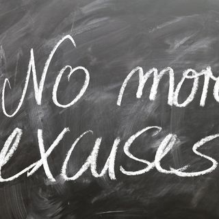Episode 209 Excuses Don't Help You or Your Relationship