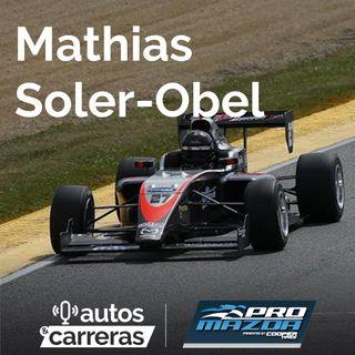 ¿Que tienen en común Daniel Ricciardo y Mathias Soler-Obel?
