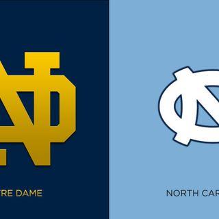Irish Football Weekly:Notre Dame-North Carolina Preview W/Tony Hunter