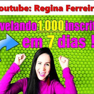Ganhar 1.000 inscritos no Youtube em 7 Dias