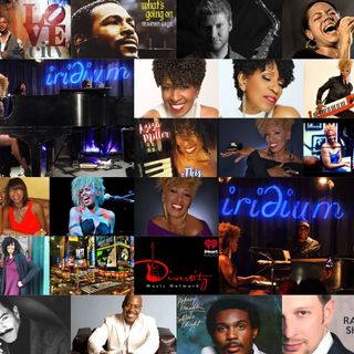 "Fallin' Into ""A Smooth Jazz Mix"" - (feat. Aziza Miller) On IHEARTRADIO Podcast"