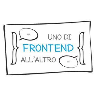 Uno di Frontend all'altro - Episodio 2 - No components is an island - Giuseppe Caruso