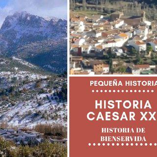 Historia De Bienservida 2/2 Parte EL IMPERIO ROMANO
