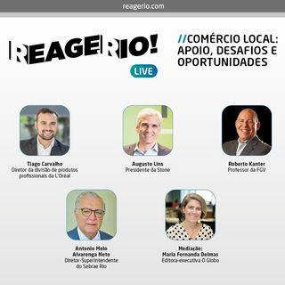 Reage Rio! | Comércio Local: Apoio, Desafios e Oportunidades
