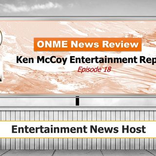 Ken McCoy Entertainment Report Episode 18 - President Obama, Tom Cruise, Tupac Shakur and Christoper Nolan