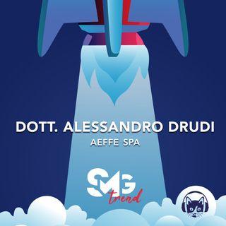 Alessandro Drudi, Aeffe Spa