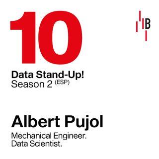 Albert Pujol : Co-founder and CEO of AI Shepherds - Mechanical Engineer & Data Scientist // Bedrock @ LAPIPA_Studios