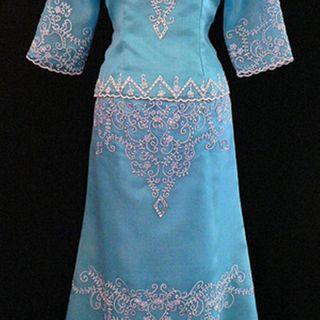 Filipiniana Gown Barongs R us