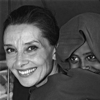 A Channeled Message from Audrey Hepburn - Compromise