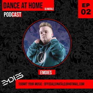 Podcast Dance at Home - EP2 EMDIES