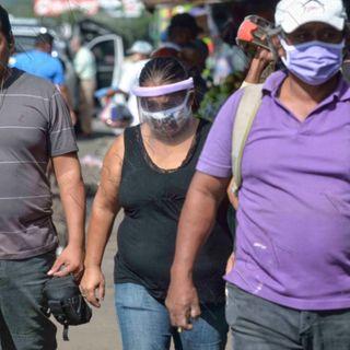 Filtración de datos del Minsa revela que Nicaragua registra más de 9,000 casos positivos de Covid-19