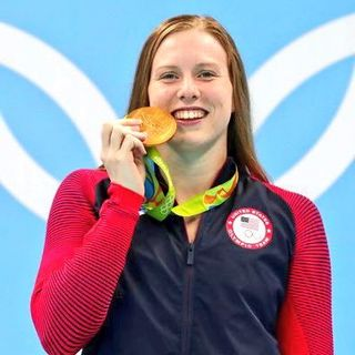 Indiana Sports Beat Interview with Olympic Gold Medalist Lilly King