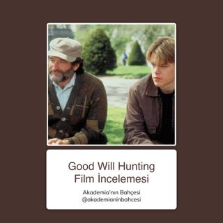 Good Will Hunting (Can Dostum) Film İncelemesi