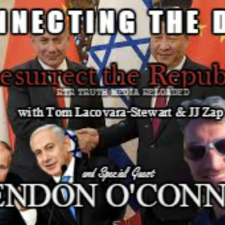 CONNECTING the DOTS RTR TRUTH MEDIA with BRENDON O'CONNELL