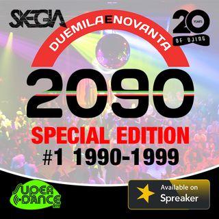 DuemilaeNovanta #5 SPECIAL 1990-1999 by Skegia dj, pt. 1