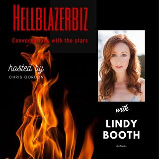 """""""Librarians"""" actress Lindy Booth talks about her new film """"The Creatress"""", muppets & more"""