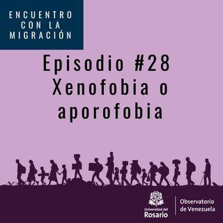 Venezuela, Xenofobia o Aporofobia