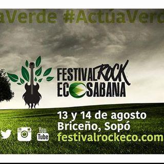 Empezamos a vivir el Festival Rock Eco Sabana